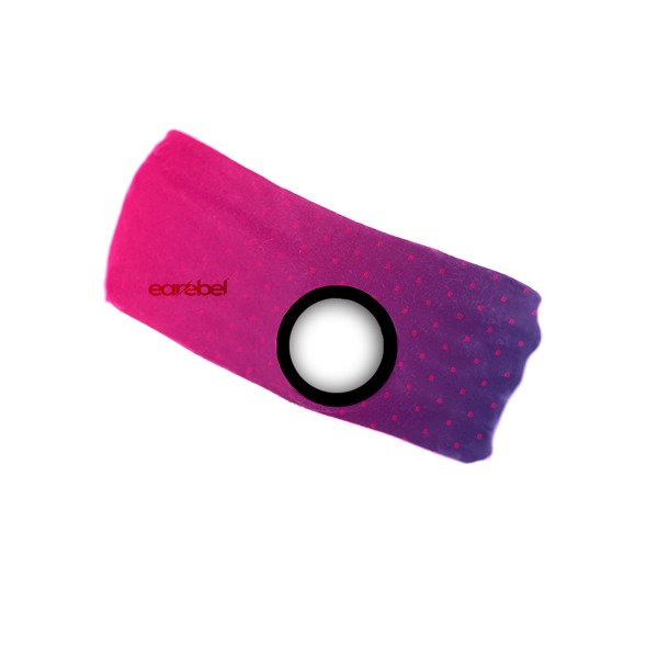 Light Headband Pink/Purple