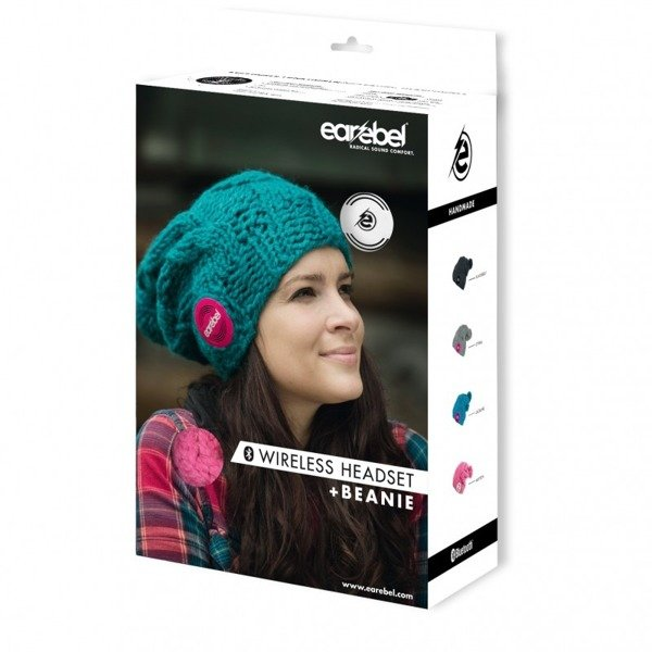 Bluetooth® Handmade Plaint Long Pink