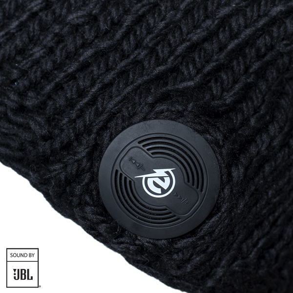 Bluetooth® Long Beanie JBL® Black