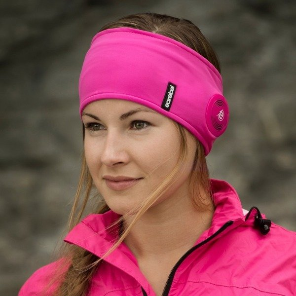 Bluetooth® Performance Headband Pink