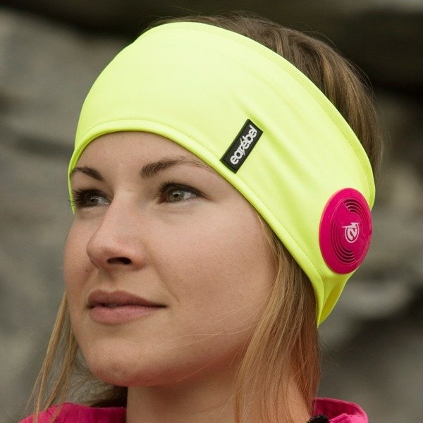 Bluetooth® Performance Headband Yellow