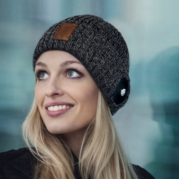 Bluetooth® Slac Beanie JBL® Grey
