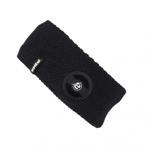 Bluetooth® Warm Up Headband Black