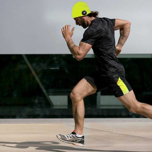 Performance Light Beanie Neon-Yellow