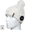 Bluetooth® Pompon Beanie JBL® White