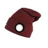 Street Beanie Burgundy-Red